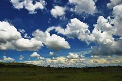 [フリー画像素材] 自然風景, 空, 雲, 青空, 風景 - ケニア ID:201204232000
