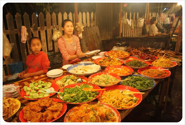 night market buffet