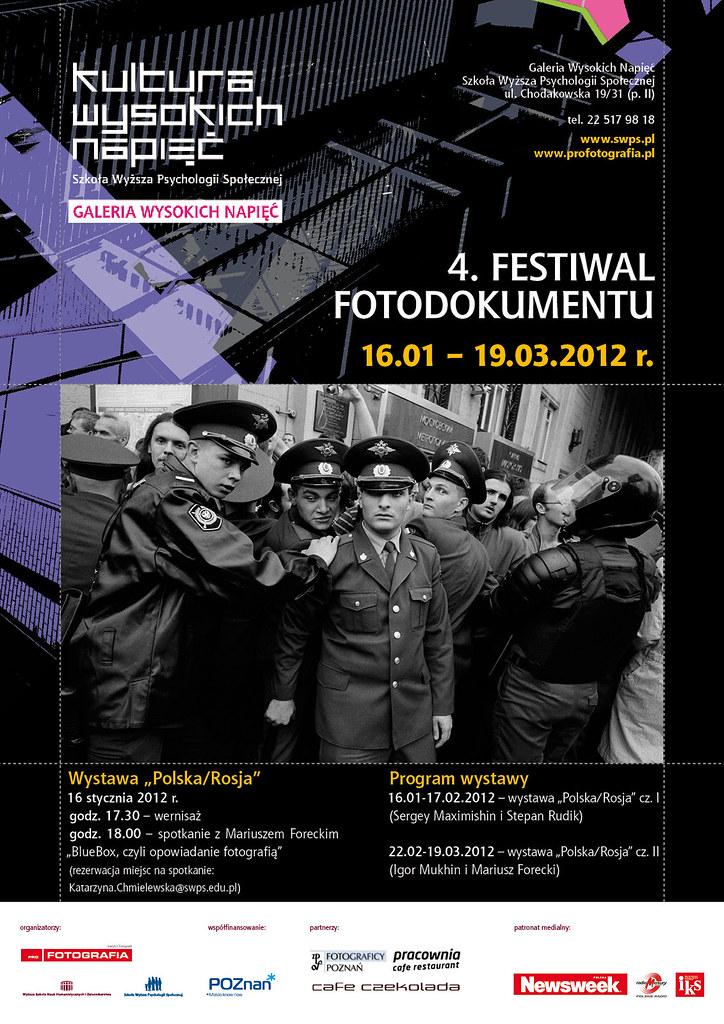 Mukhin i Forecki na Festiwalu Fotodokumentu