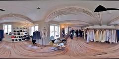 Panorama of Isabella Thordsen's Showroom