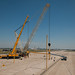 Crews Prepare Cranes For Discovery's Arrival (201204160001HQ)