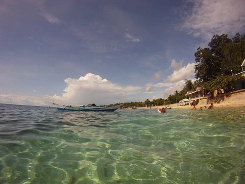 Tingko Beach, Alcoy, Cebu