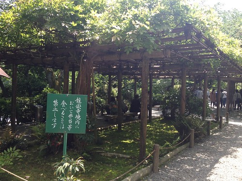 Visita a Ryoan-ji