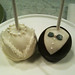 Bride & Groom Cakepops - <span>www.cupcakebite.com</span>