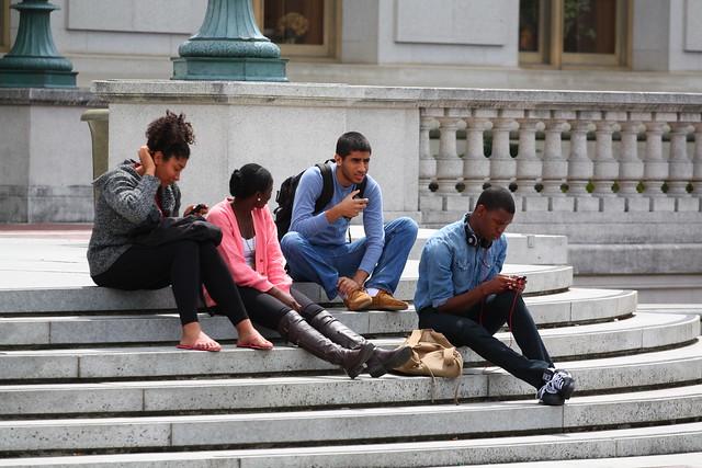People of Berkeley - Meeting Place