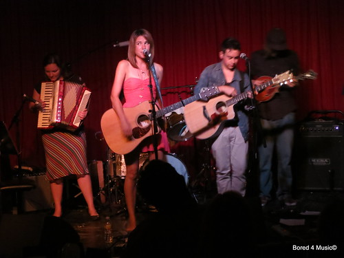 Chelsea Williams @ The Hotel Cafe [06/23/12]