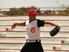 Béisbol Sub 18, Granma  8