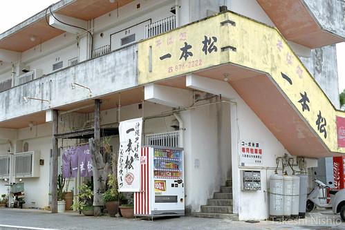 そば処 一本松 / Noodle restaulant Ipponmatsu