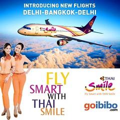 Delhi - Bangkok - Delhi at special fares