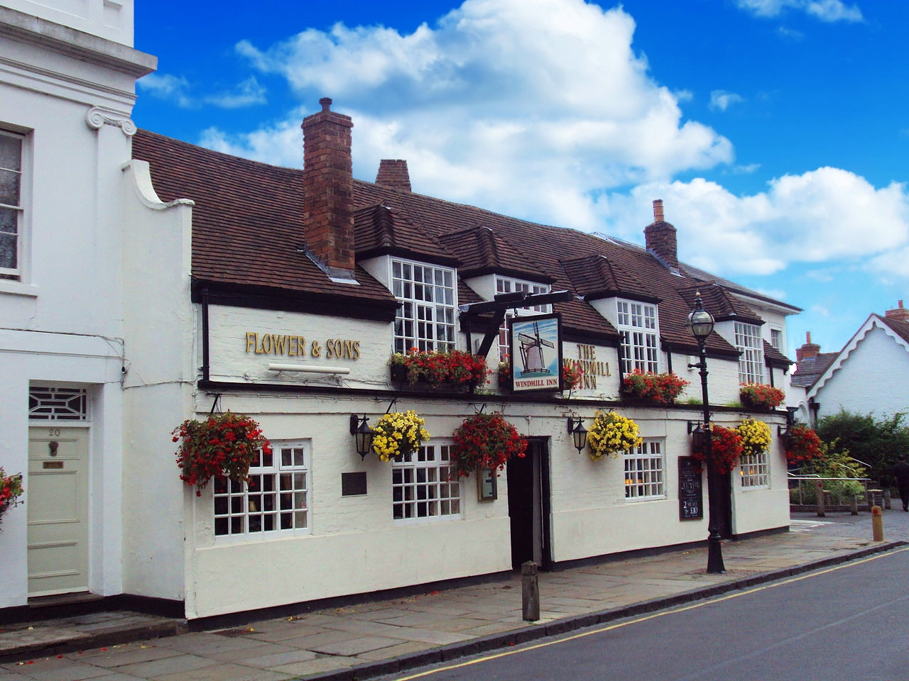 The Windmill Inn, Church Street, Stratford-upon-Avon