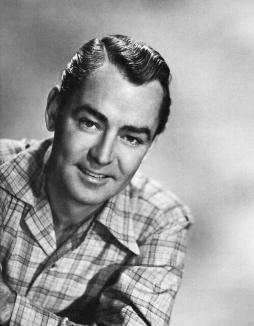 Header of Alan Ladd