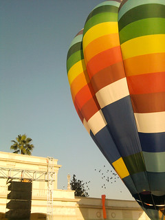 Montemorelos balloon