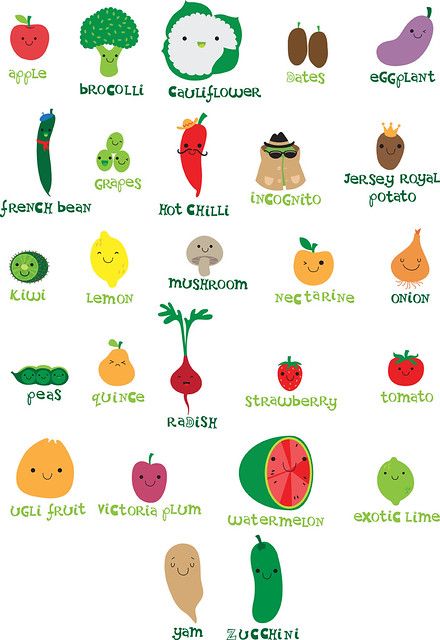 Healthy Foods Beginning With The Letter I