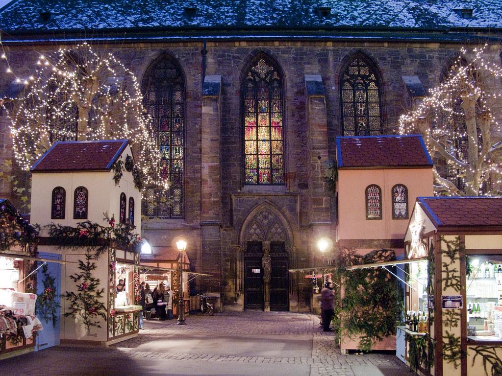 Cuando llega la navidad a unos de los pueblos m s bonitos del mundo colmar viajes - Colmar office de tourisme ...