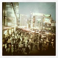 Shinjuku Minami Eki Mae