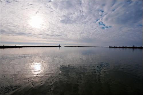 ontario harbour lakeontario waterfowl harbourlights cobourg