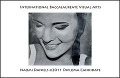 Naomi Daniel ©2011 IB Poster