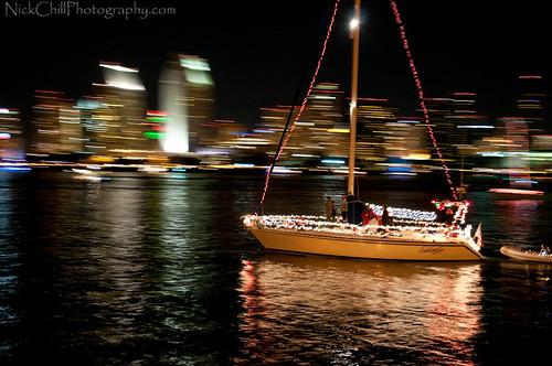 A Sailor's Holiday, San Diego