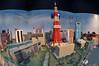 Landmarks of Tokyo display
