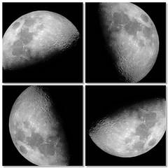 Luna Primer Cuarto o Cuarto Creciente | astrofotograncanaria… | Flickr