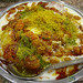 Delicious Dahi Puchka in Kathmandu, Nepal