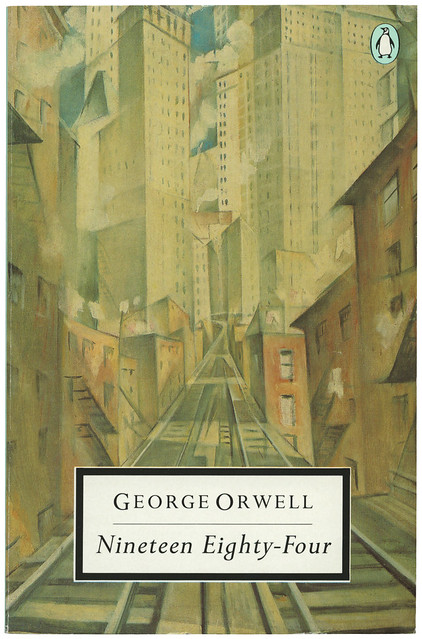 george orwell's nineteen eighty four modernist fable George orwell's nineteen eighty-four: modernist fable if thought corrupts language, language can also corrupt thought[1] the world that orwell presents in nineteen eighty-four has often been called a nightmare vision of the future.