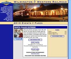 Santa Claus Express 2010 - 01