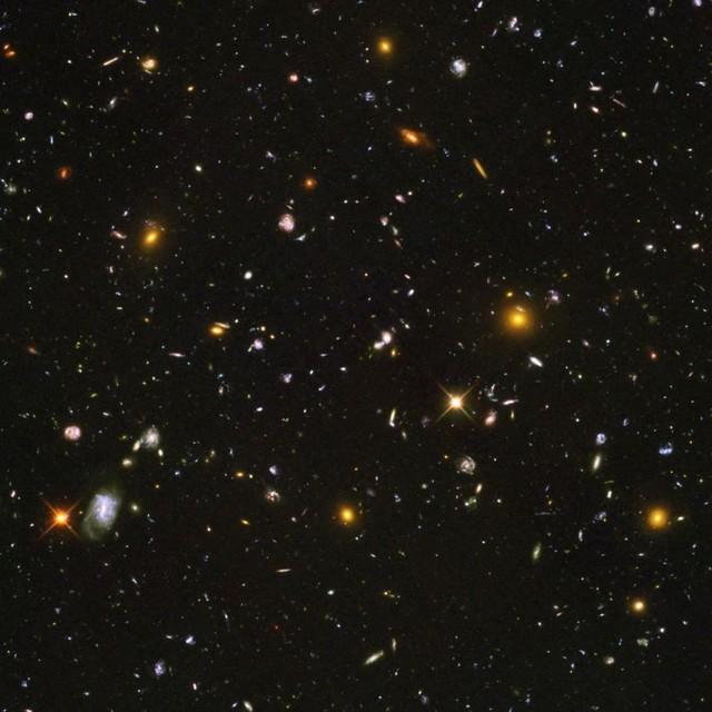 hubble ultra deep field 1366x768 - photo #16