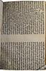 Flyleaf reusing printed matter from Beda [pseudo-]: Repertorium auctoritatum Aristotelis et aliorum philosophorum