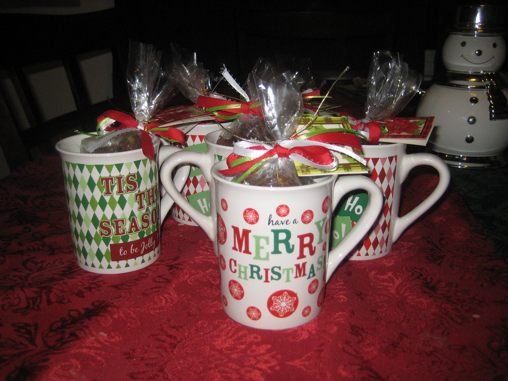 Inexpensive Homemade Christmas Gifts