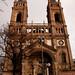 Brick Church Near Brunnenmarkt - Vienna, Austria