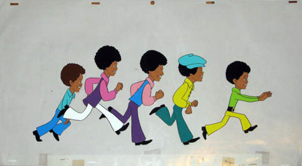 Jackson Five Pan Cel