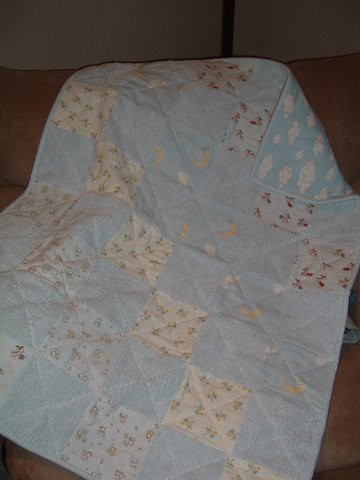Faux Chenille Baby Quilt Patterns Sewing Patterns For Baby
