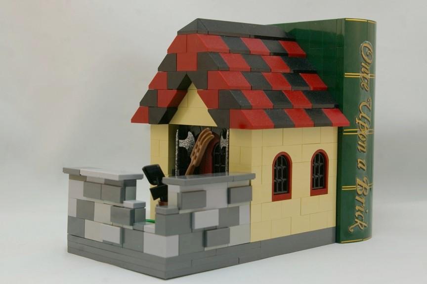 Στηρίγματα βιβλίων από LEGO - Σελίδα 2 5310419981_70c97f8cd0_b
