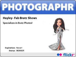 Bratz Photographer
