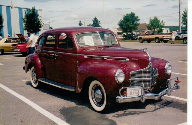 1940 dodge 4 door sedan a photo on flickriver For1940 Dodge 4 Door Sedan