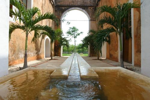 The Courtyard Fountain