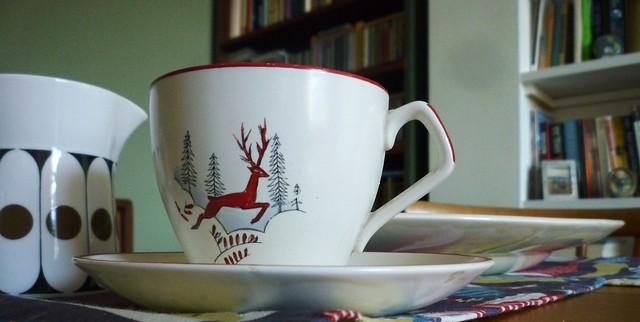 Crown Devon Teacup