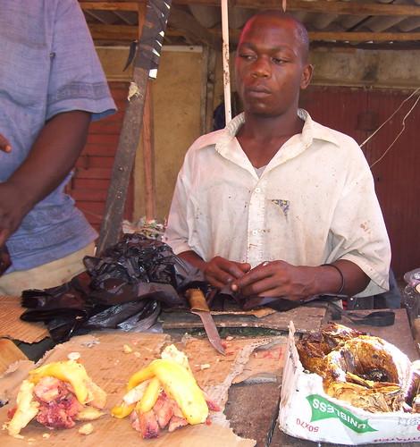 africa portraits butcher nigeria bonemarrow josmarket
