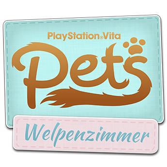 PlayStation Vita Pets Welpenzimmer