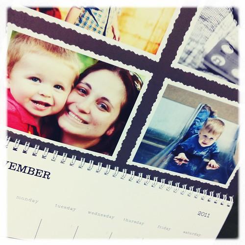 TinyPrints Calendar
