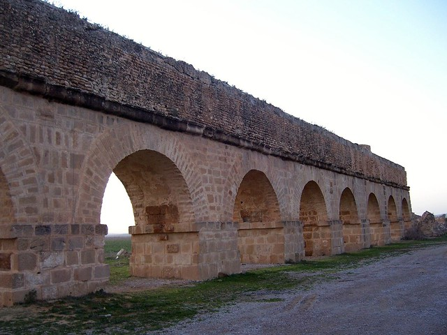 Roman Aqueduct Zaghouan-Carthage (The Aqueduct of Hadrian)