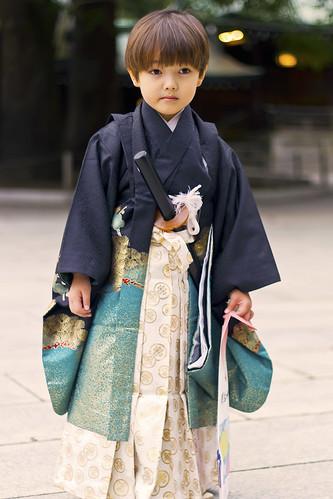 Kimono Boy - 七五三