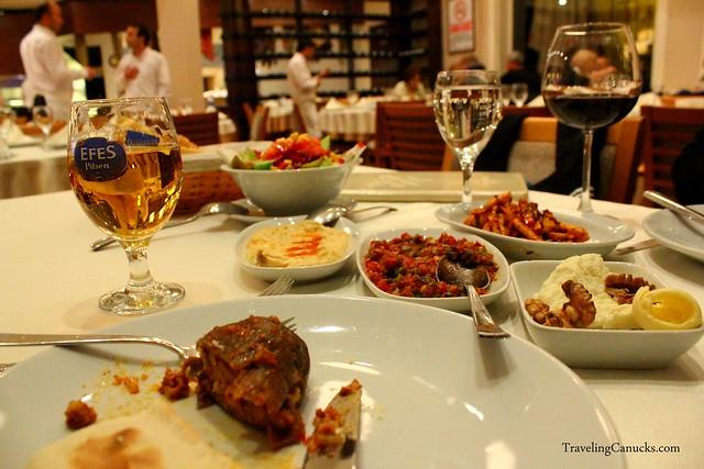Foodies Delight!  Turkish Meze