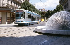 Trams de Grenoble (France)
