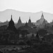 Temples of Bagan by Julian Kaesler