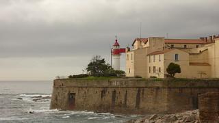 Citadelle - Phare @ Ajaccio