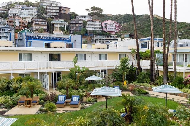 Catalina Hotel Room