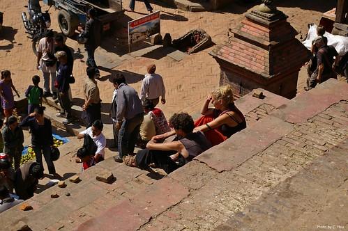 Bhaktapur - Taumadhi Square(陶馬迪廣場))- <a href=