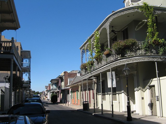 Beautiful french quarter balconies flickr photo sharing for French quarter balcony